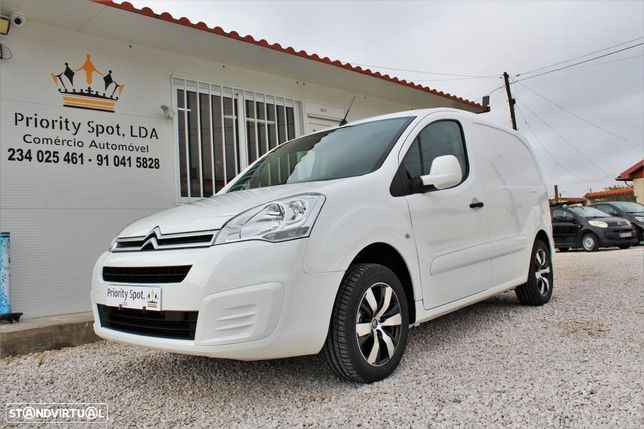 Citroën Berlingo 1.6 HDI BlueHDI