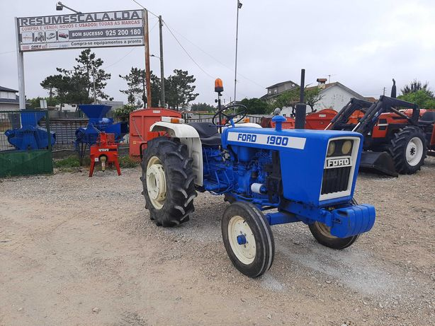 Tractor/Trator Ford 1900