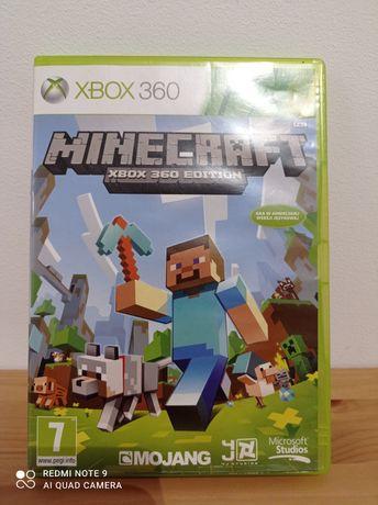 Oryginalna gra MINECRAFT Xbox 360 edition