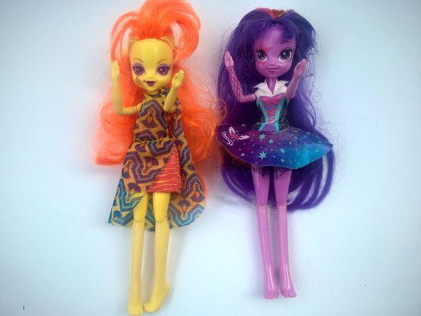 My Little Pony Equestria Girls Hasbro śpiewa po PL