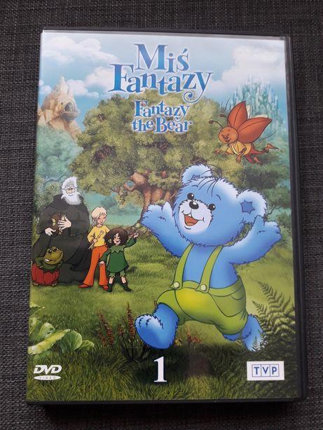 Bajka Dvd Miś Fantazy