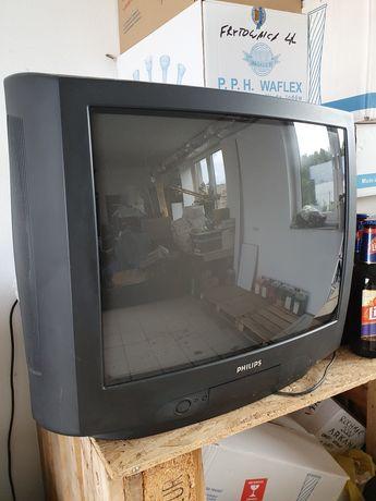 Telewizor Philips 21 cali z pilotem tv 21