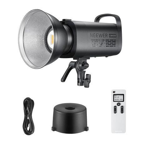 Projector de luz continua Led 100w 9500Lux. neewer