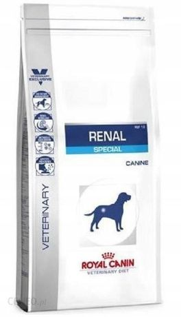 0 1 2 3 4Royal Canin Veterinary Diet Renal Special RSF13 2kg