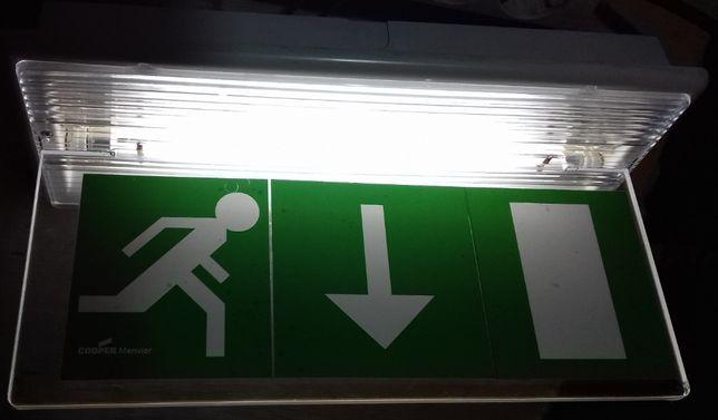 Luzes de emergência