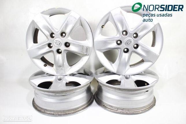 Conjunto de jantes de alumínio Kia Ceed S Coupe|07-10