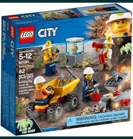 НОВЫЙ LEGO city оригинал Лего Сити 60184