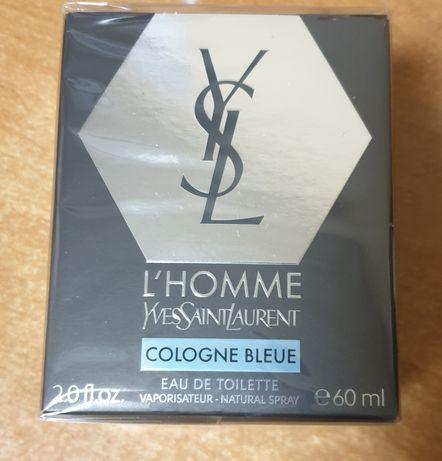 YSL Yves Saint Laurent L'Homme Cologne Bleue woda toaletowa 60ml spray