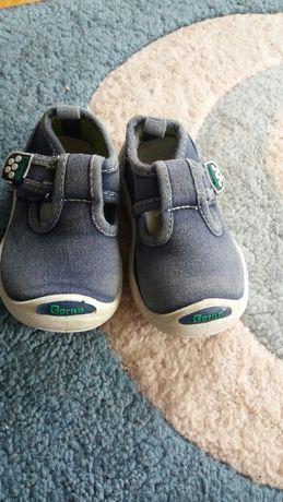 Джинсові кросівки