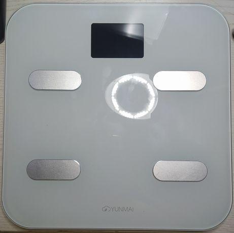 Смарт весы YUNMAI Color Smart Scale (White) Умные весы напольные