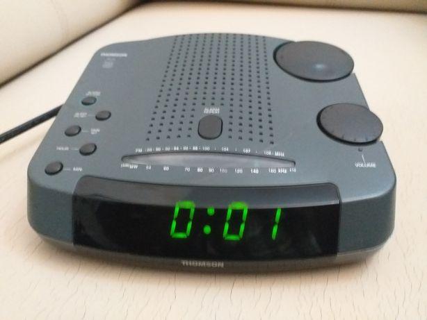 Rádio despertador THOMSON