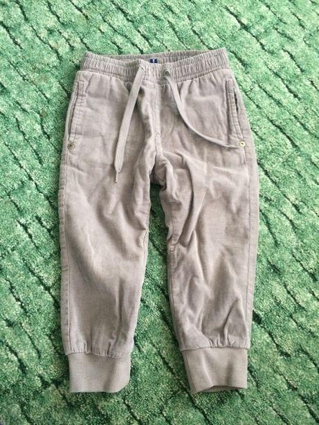 Вельветовые джинсы брюки 18-24