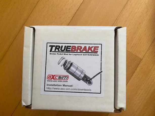 TrueBrake - Mod for Logitech G25/G27/G29/G920/G923 Brake Pedals da AXC