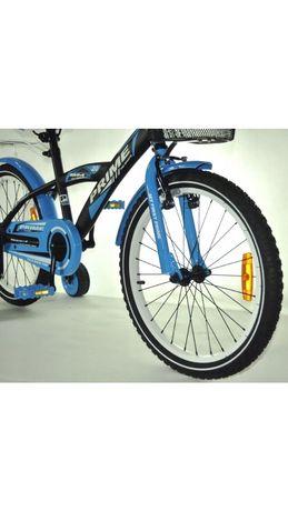 Rower 20 cali Prime Boy pro sports niebieski