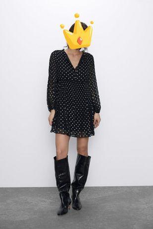 Vestido Zara tamanho L