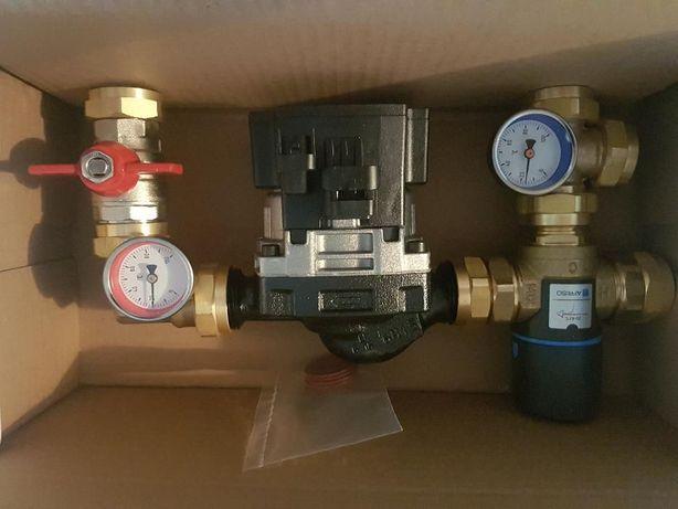 Змішувальний вузол для теплої підлоги Afriso 9050100