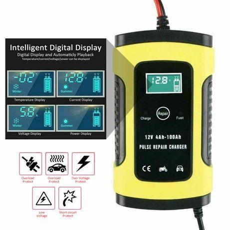 Зарядное устройство для аккумулятора автомобиля Foxsur/iMars Оригинал