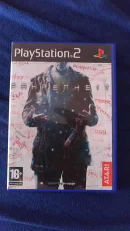 Fahrenheit PlayStation 2