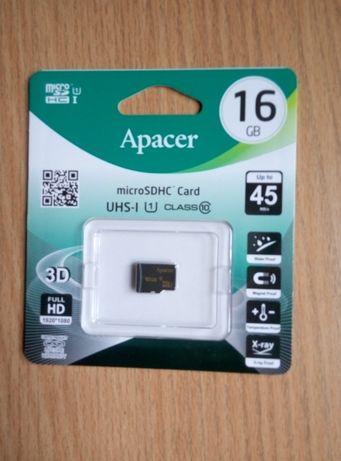Карта памяти Apacer 16 GB