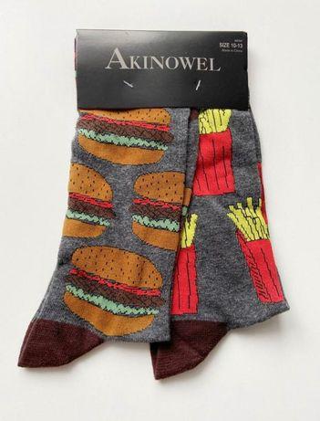 Мужские высокие носки 38-43. Отличная идея для подарка!