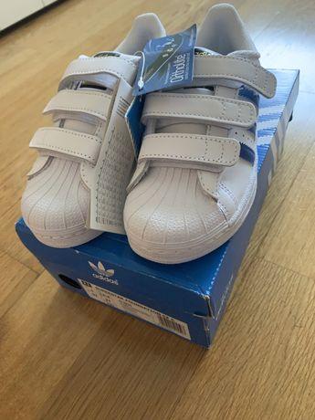 Sapatilhas / Ténis Adidas Superstar novas, com etiqueta