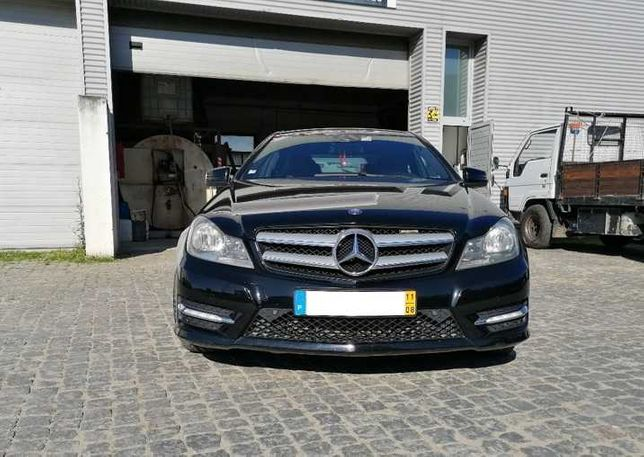 Mercedes-Benz C220 Coupe KIT AMG