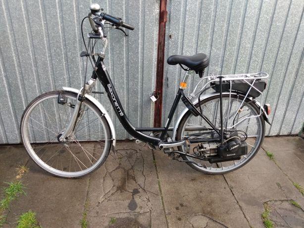SAXONETTE rower z silnikiem spalinowym SAChS