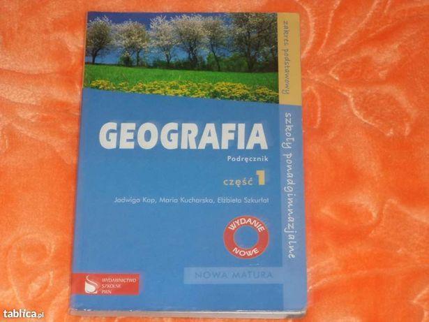 podręcznik do geografii cz 1
