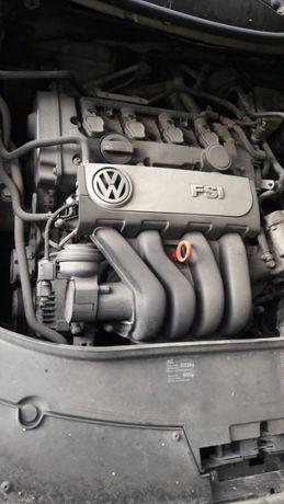 Разборка фольксваген пассат Passat B6 двигатель стартер генератор