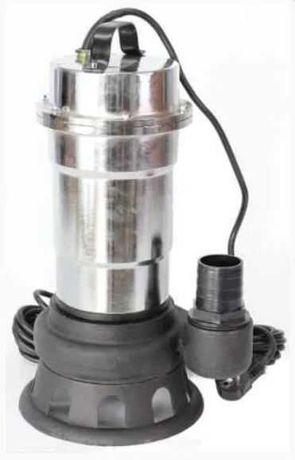 Pompa do wody brudnej szamba z rozdrabniaczem Wysyłka