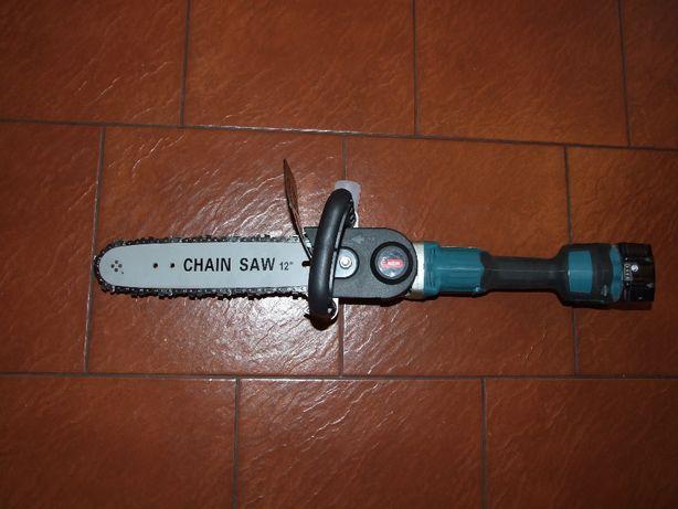 Adapter przystawka * piła łańcuchowa elektryczna do szlifierki kątowej