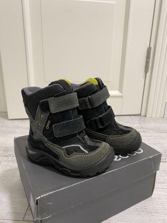 Зимные ботинки ECCO