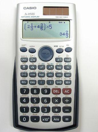 Kalkulator naukowy Casio FX-115MS fx-991ES