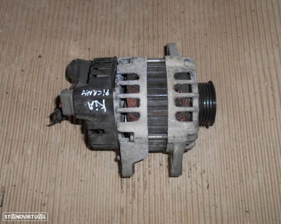 Alternador para Kia Picanto 1.0 gasolina (2006) Valeo 2655517 37300-02551
