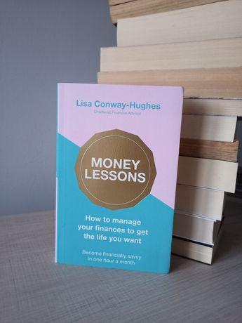 Money Lessons - Lisa Conway Hughes poradnik o oszczędzaniu penguin