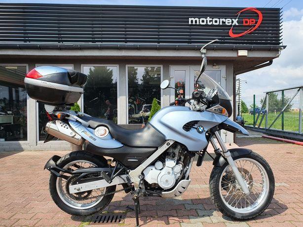 BMW F650GS F650 F 650 GS Motorex DP Gniezno