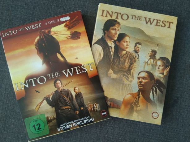 Into The West, série prod.Steven Spielberg dvd