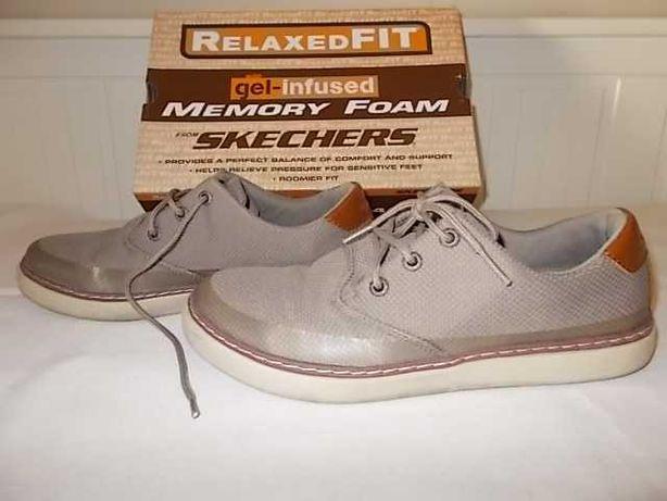 Sapatos Homem Skechers Tam 41-Reservados até 25 Setembro
