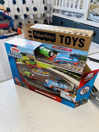 Дорога Томас.Дорога Thomas. Перси.Fisher price. Trackmaster