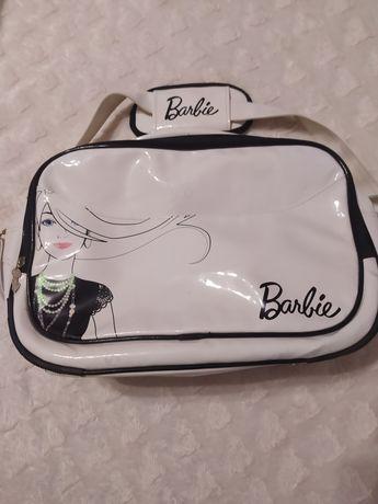 Torba Barbie biała