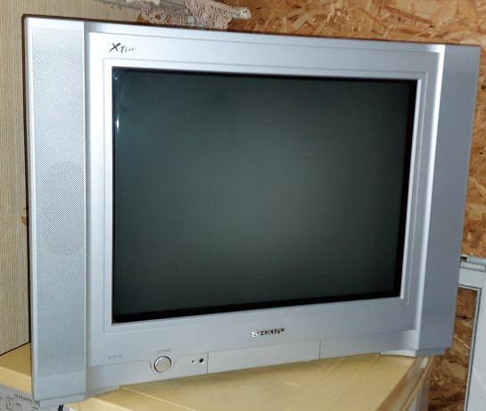 Телевизор SHARP 21JF2-SF кинескопный