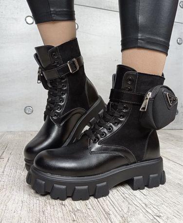 Ботинки Monolith Тренд 2020 2021
