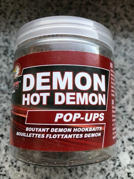 Starbaits Hot Demon Pop-Ups 14mm