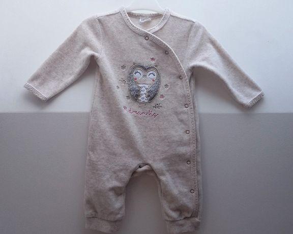 Pajac niemowlęcy r. 62 / 0-3 mies.