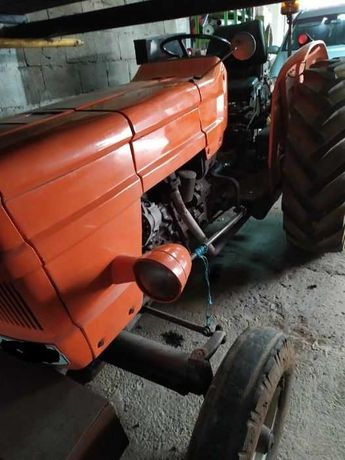 Trator Fiat 500 peças
