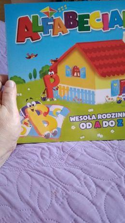 Literki książka dla malucha