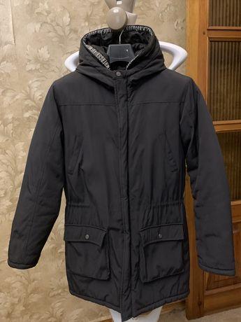 Куртка парка BIKKEMBERGS оригинал 14-15