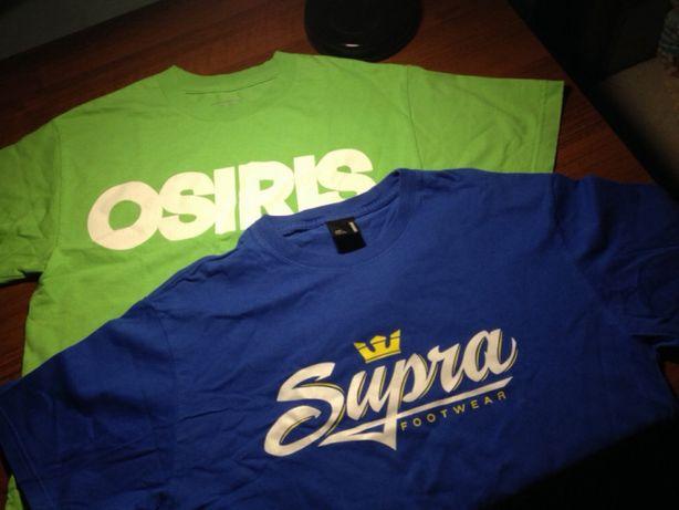 Koszulki OSIRIS SUPRA Skate