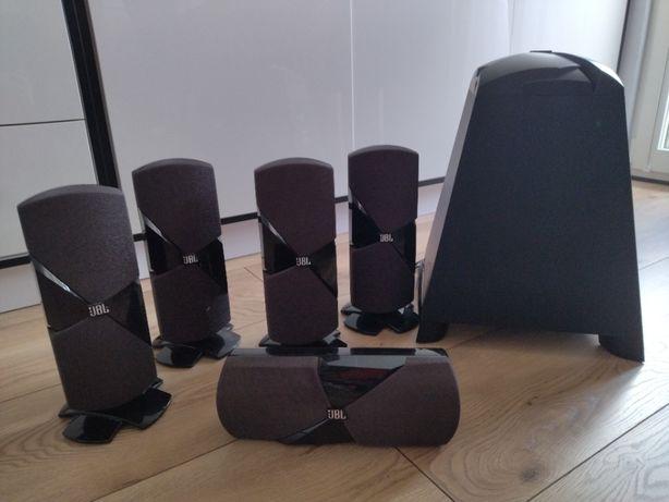 Zestaw głośników z subwooferem JBL Cinema 500