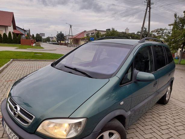 Opel Zafira a 2.0 diesel